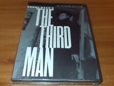 The Third Man (DVD, 1999, Full Frame Criterion Collection) NEW