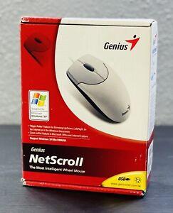Genius NetScroll GM-03002U - USB - NEW
