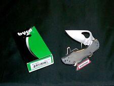 Byrd BY10P2 Robin 2 Knife Stainless Steel & 8CR13mov Blade Steel W/Packaging