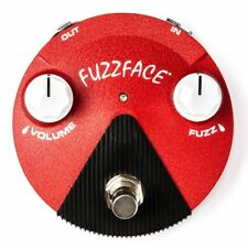 Jim Dunlop FFM6 Band of Gypsys Fuzz Face Mini Distortion FX Pedal