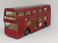 Matchbox Lesney - #K15 Super Kings 'Londoner' Double Decker Bus
