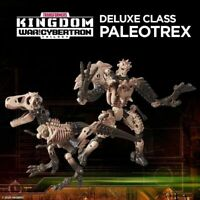 Transformers GENERATIONS WAR FOR CYBERTRON KINGDOM Paleotrex DELUXE Class