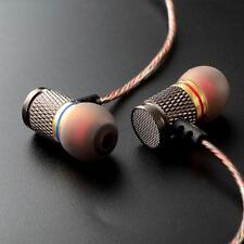 Kz - ED2 Sports Headphones Stereo Earphone Music Metal Heavy Bass Sound Headset