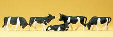 """PREISER 14155 H0 figurines """" vaches """" # Neuf Emballage d'origine"""