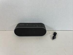Sony SRS-X2 Black Portable Bluetooth Speaker