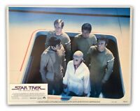 """""""STAR TREK MOTION PICTURE"""" ORIGINAL 11X14 AUTHENTIC LOBBY CARD POSTER 1979 #1"""