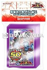 "Yu-Gi-Oh Zexal Duelist Card Sleeves(50pcs) ""Ghostrick"" / Korean"