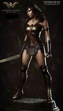 Extremely Rare Custom Godot Movie Wonder Woman 1/4 Scale Statue