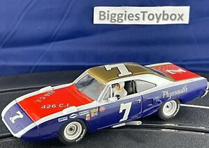 Auction 5 of 29 Used 1/32 Digital ProX CARRERA Plymouth Superbird No7 Ref: 30209