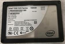 """Intel SSD 320 Series 160GB SATA III 3GB/s SSDSA2CW160G3 2.5"""" Solid State Drive"""
