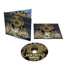 HUNTRESS - Static (NEW*LIM.DIGIPAK ED.*US METAL*FEMALE VOC.+ BONUS TRACK)