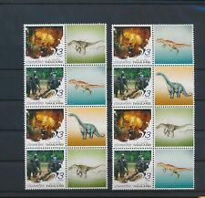 LN90058 Thailand prehistoric animals dinosaurs fine lot MNH