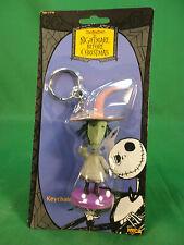 Disney NECA Nightmare Before Christmas Shock Keychain Key Ring Mint on Card