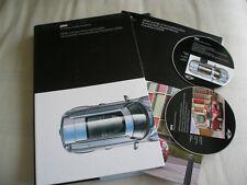 MINI PRESS Pack opuscolo FRANKFURT 2005 TESTO TEDESCO