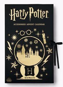 Harry Potter Accessories Advent Calendar   Christmas/Birthday Countdown Fun Gift