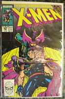 UNCANNY X-MEN #257 (Jan 1990 | Marvel) 1st Jubilee (in Costume) (NM+) 9.4-9.6