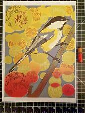 Neko Case Concert Poster -  14 x 10 Reprint