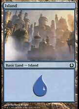 MTG Magic RTR FOIL - Island/Ile, #258, English/VO