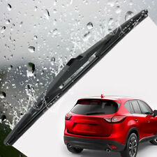 "14"" Auto Car Rear Window Windshield Rain Wiper Blade For Mazda 3 Black"
