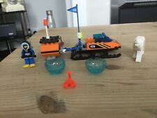 Lego Arctic 6586 Polar Scout used. Complete. Free postage in the uk