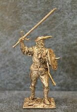 Tin Soldiers * Scottish clans * Highlander with Claymore 17-18 century * 60 mm