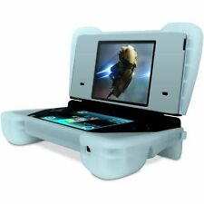 NEW Clear Dreamgear Comfort Grip Silicone Protective Case for Nintendo DSi