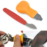 Watch Battery Change Back Case Cover Opener Remover Watchmaker Repair Tool Kit.
