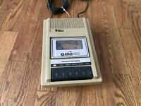 Atari 410 Program Recorder Cassette Tape For Parts - Not Working