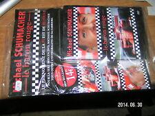 DVD Michael Schumacher Le Baron Rouge