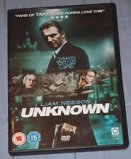 UNKNOWN - DVD, Liam Neeson, 2011, Special Features