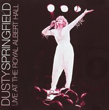 Dusty Springfield ~ LIVE IN CONCERT ALBERT HALL NEW SEALED CD * HITS AND MORE *