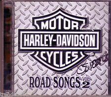 HARLEY DAVIDSON Road Songs Vol 2 2CD Box Classic 70s WHITESNAKE ROBIN TROWER