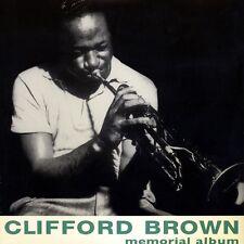 CLIFFORD BROWN - MEMORIAL ALBUM Reissue (140g Audiophile LP | VINYL)