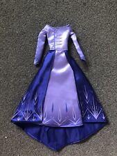 """Frozen 2 Elsa Doll Dress Prologue Dress 12"""""""