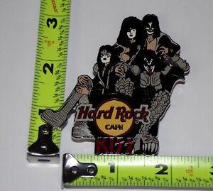 KISS Band Hard Rock Café Pin Badge HRO Online Group Destroyer 2006 LE 100