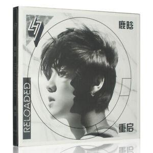 Lu Han 鹿晗 重启 Reloaded Chinese Album Exo Luhan / CD & DVD & Photo Card