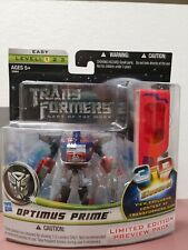 TRANSFORMERS: OPTIMUS PRIME LIMITED EDITION Preview Pack w/ 3D Glasses