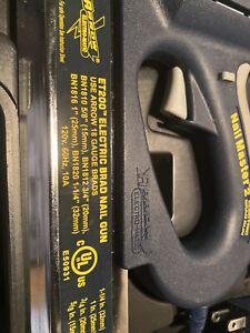 Arrow Nail Master ET200 Electric Nail Gun