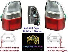 SET FARO FANALE FANALINO POSTERIORE SX DX PER L200 PICK UP 2001 GRUPPO OTTICO