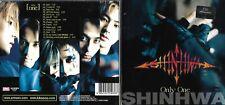 Shinhwa cd album (Korean pop) - Only One