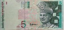 RM5 Ali Abul Hassan sign Note AD 4034871