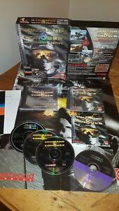 Command & Conquer Commemorative Edition (1996, DOS, RARE)