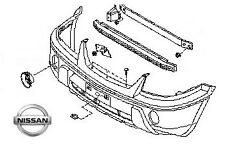 Genuine Nissan X-Trail Front Bumper 620228H725