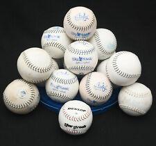 18 used Usssa Softballs Steele's Skyhawk, Worth, Dunlop