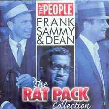 FRANK SAMMY & DEAN: THE RAT PACK COLLECTION - UK PROMO CD (2005) SINATRA DAVIS