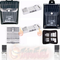 Copic Multiliner BLACK Inking Pen Set SELECT SET AUTHORIZED COPIC DEALER