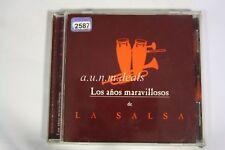 Los Anos Maravillosos De La Salsa - 1997 Rodven a Polygram Company Music CD