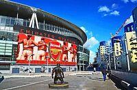 Arsenal FC - Emirates Stadium - Home of the 'Gunners'