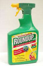 "Roundup ""Alphee Unkrautfrei"" 1,0 Liter, andwendungsfertiger Unkrautvernichter"