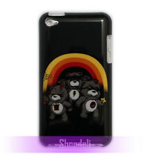 Cute Bear Cartoon Design Hard Case Cover Skin for iPod Touch 4 4th Generation